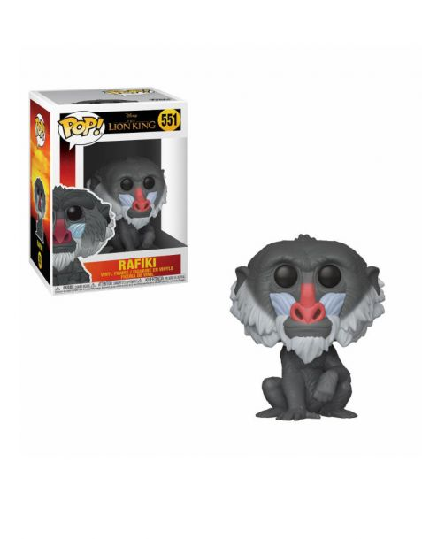 Funko Pop! The Lion King - Rafiki 551