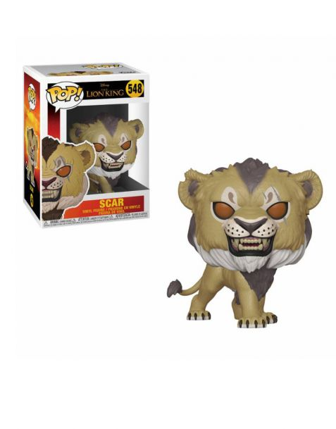 Funko Pop! The Lion King - Scar 548