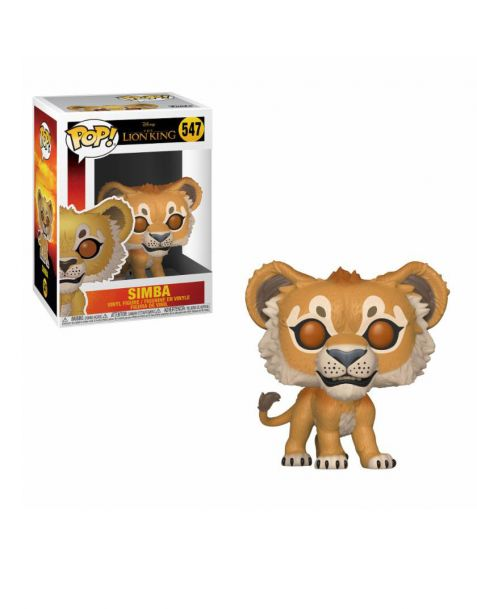 Funko Pop! The Lion King - Simba 547