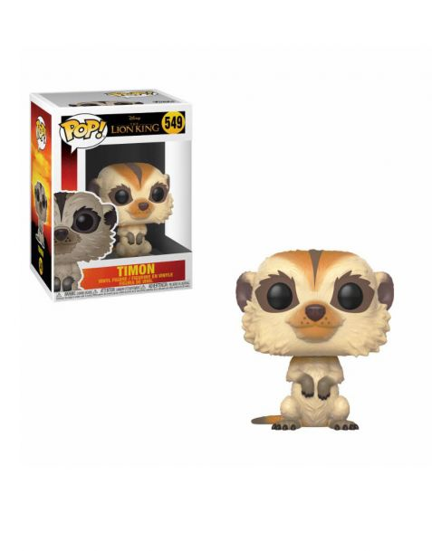 Funko Pop! The Lion King - Timon 549