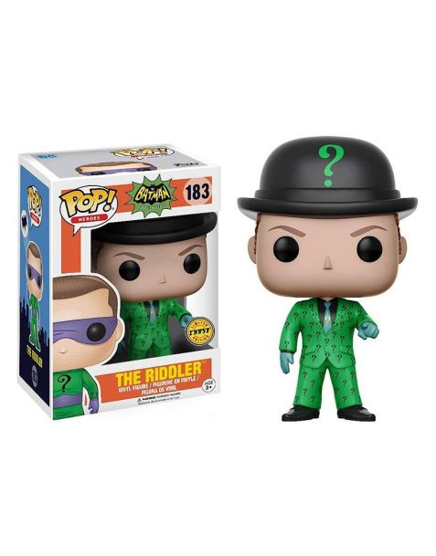 Funko Pop! The Riddler 183 Chase