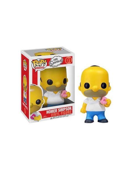 Funko Pop! The Simpsons - Homer 01