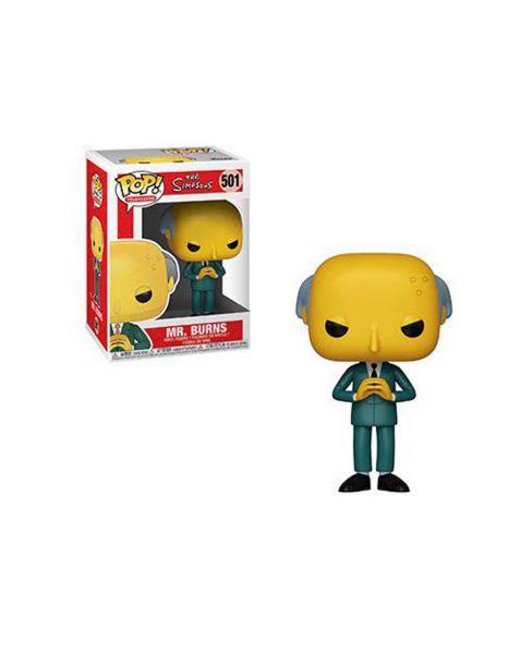 Funko Pop! The Simpsons - Mr. Burns 501