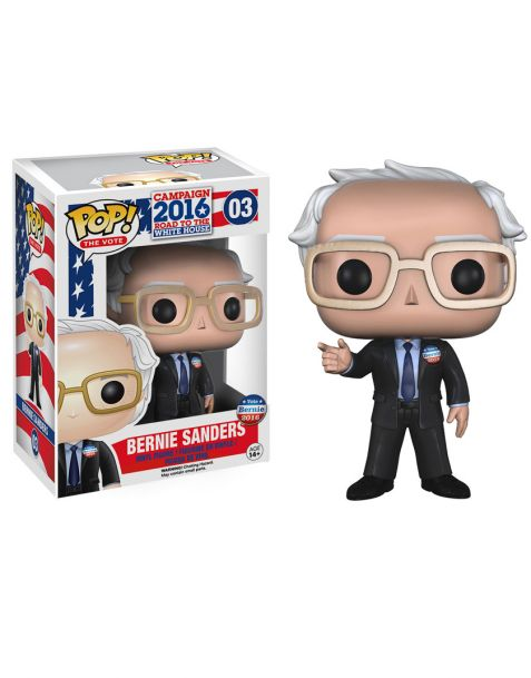 Funko Pop The Vote Bernie Sanders 03