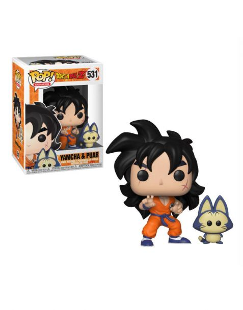 Funko Pop! Dragon Ball Z - Yamcha & Puar 531