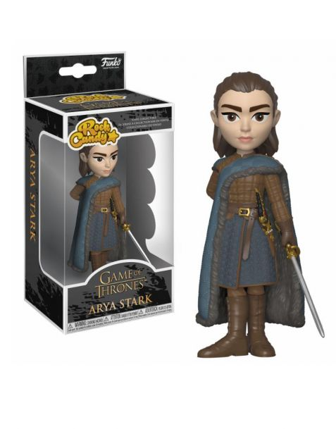 Funko Rock Candy Game of Thrones - Arya Stark