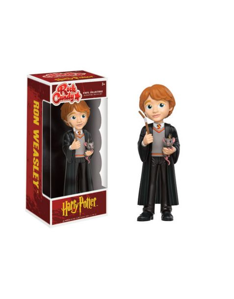Funko Rock Candy Harry Potter - Ron Weasley