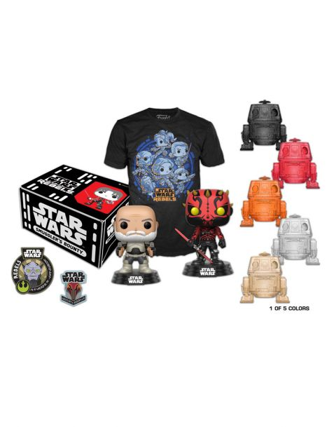 Funko Star Wars Smuggler's Bounty Box Rebels