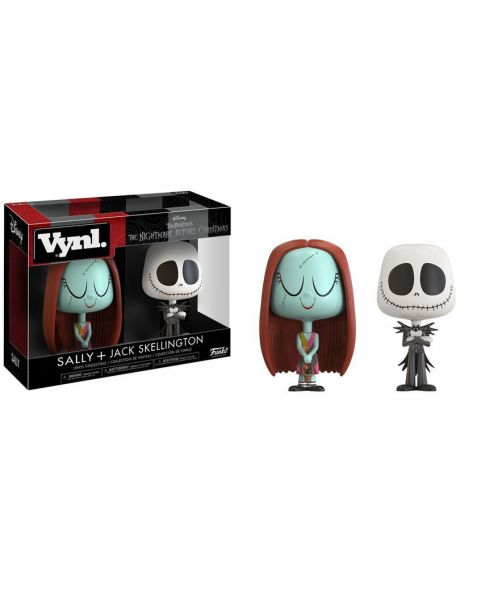 Funko Vynl Disney Nightmare Before Christmas - Jack & Sally