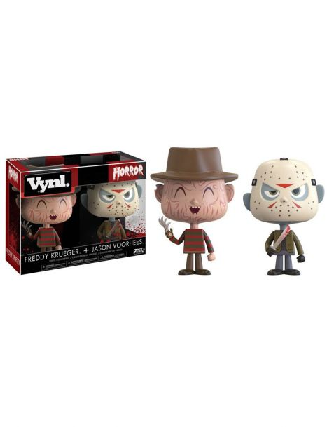 Funko Vynl Horror - Freddy vs. Jason