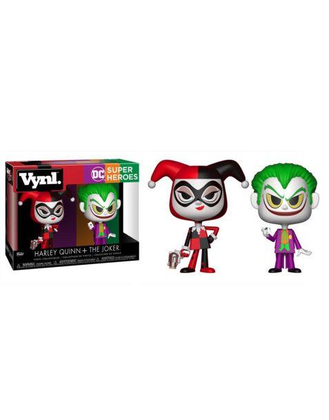 Funko Vynl DC Comics - Harley & Joker