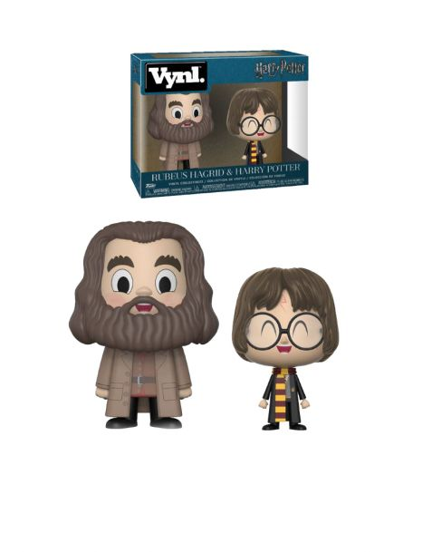 Funko Vynl Harry Potter - Hagrid & Harry