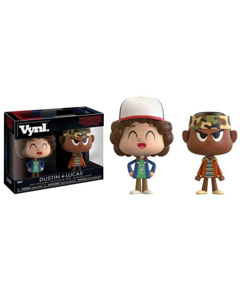 Funko Vynl Stranger Things - Dustin & Lukas