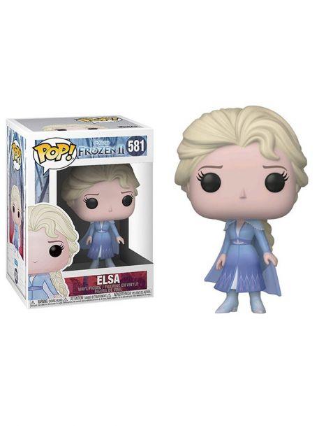 Funko Pop! Disney Frozen II - Elsa 581