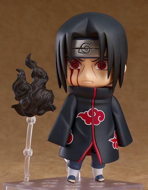 Naruto Shippuden Nendoroid Action Figure Itachi Uchiha