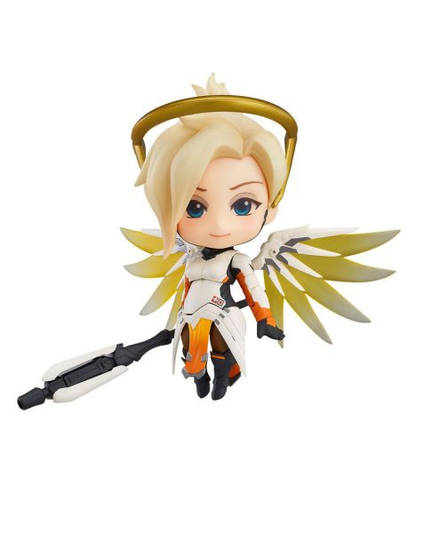 Overwatch Nendoroid Action Figure Mercy Classic Skin Edition