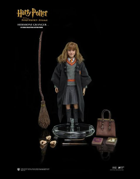 Star Ace Toys Action Figure Harry Potter - Hermione Granger