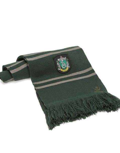 Cinereplicas Harry Potter - Sciarpa Serpeverde (Slytherin) 190 cm
