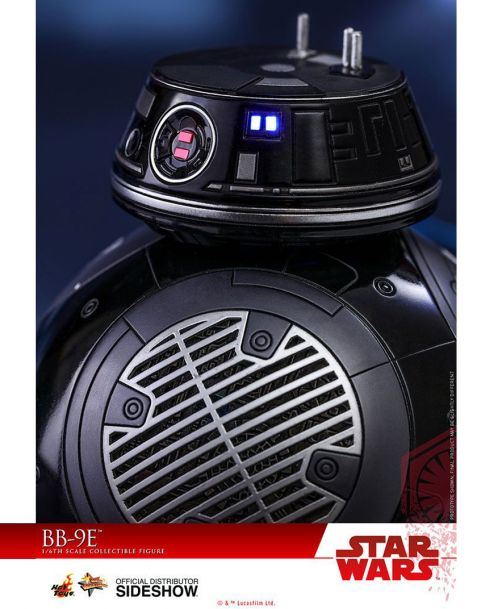 Hot Toys Star Wars Episode VIII Action Figure BB-9E