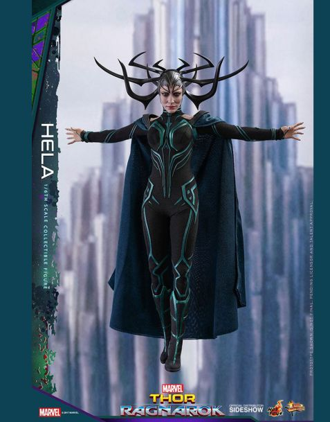 Hot Toys Thor Ragnarok Movie Masterpiece Action Figure Hela
