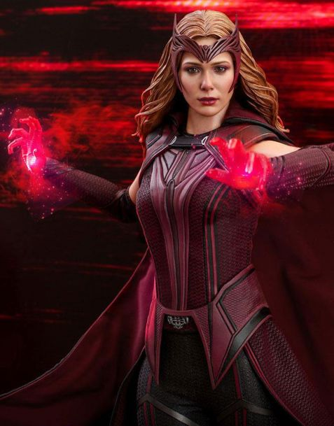 Hot Toys WandaVision - The Scarlet Witch