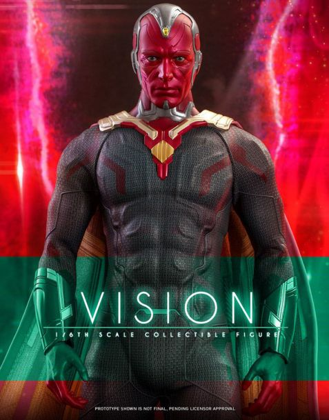 Hot Toys WandaVision - Vision