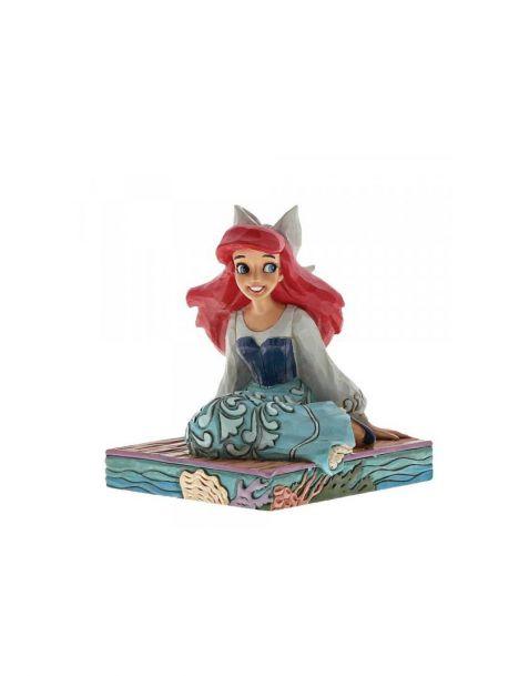 Jim Shore Disney Tradition - Ariel personality pose