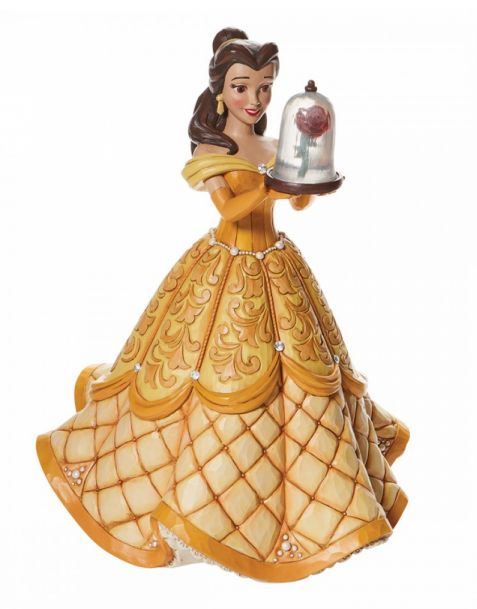 Jim Shore Disney Tradition - Belle Deluxe