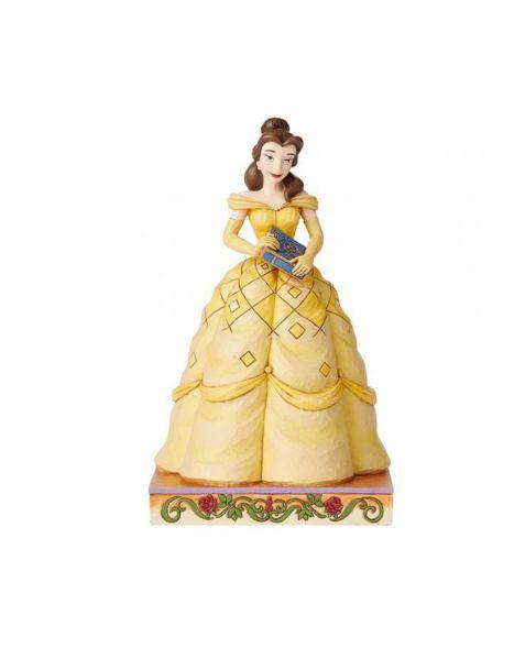 Jim Shore Disney Tradition - Belle Princess Passion