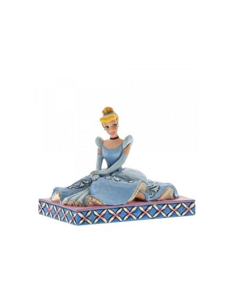Jim Shore Disney Tradition - Cinderella personality pose