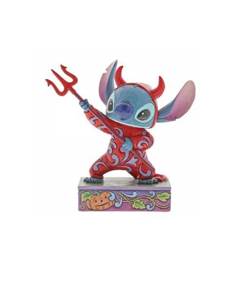 Jim Shore Disney Tradition - Devilish Delight Stitch