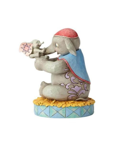 Jim Shore Disney Tradition - Mother's day Mrs Jumbo and Dumbo