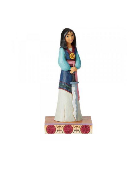 Jim Shore Disney Tradition - Mulan Princess Passion