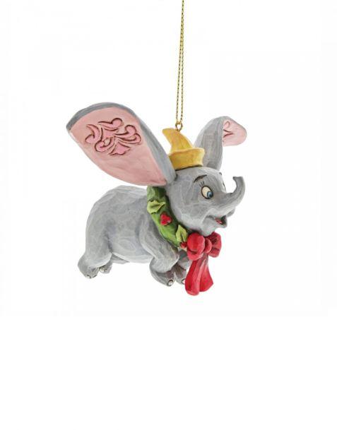 Jim Shore Natale - Decorazione per albero Dumbo