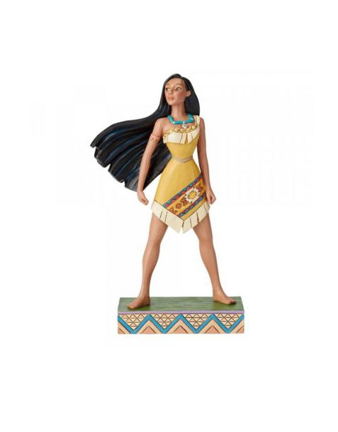 Jim Shore Disney Tradition - Pocahontas Princess Passion