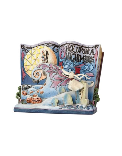 Jim Shore Disney Tradition Nightmare Before Christmas - Storybook