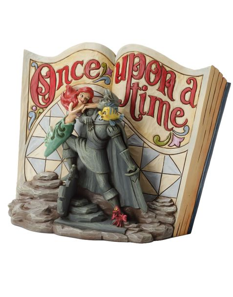 Jim Shore Disney Tradition The Little Mermaid - Storybook