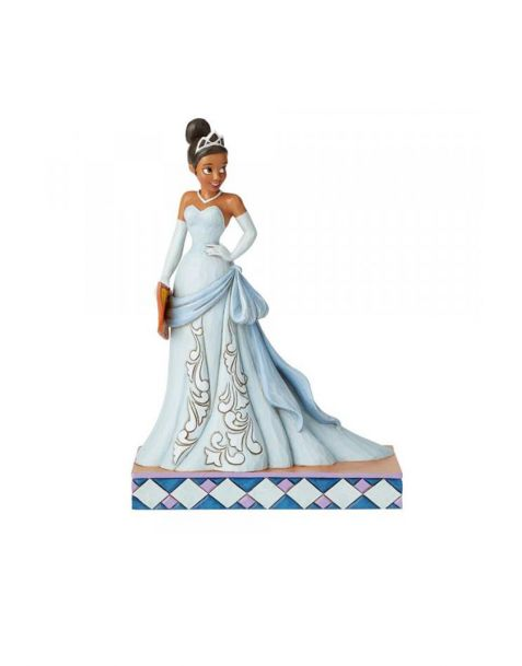 Jim Shore Disney Tradition - Tiana Princess Passion
