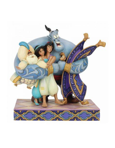 Jim Shore Disney Tradition - Aladdin