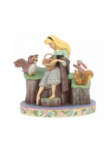 Jim Shore Disney Tradition - Sleeping Beauty 60th Anniversary