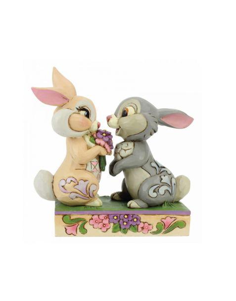Jim Shore Disney Tradition - Thumper and Blossom