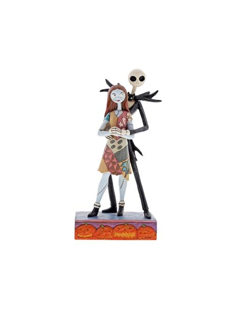 Jim Shore Disney Tradition Nightmare Before Christmas - Jack and Sally