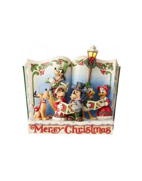 Jim Shore Disney Tradition Christmas Carol - Storybook