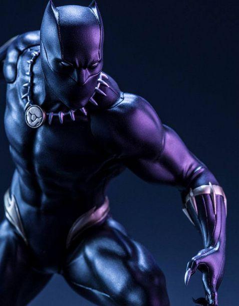 Kotobukiya Marvel ARTFX+ statua Black Panther