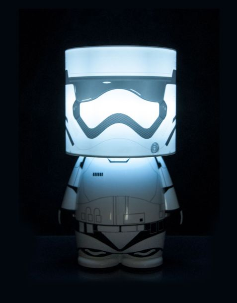 Lampada LED Star Wars Episodio VII Stormtrooper