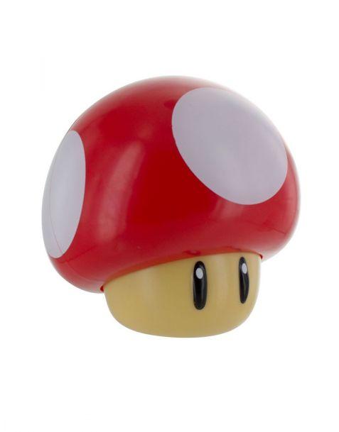 Lampada Super Mario - Mushroom