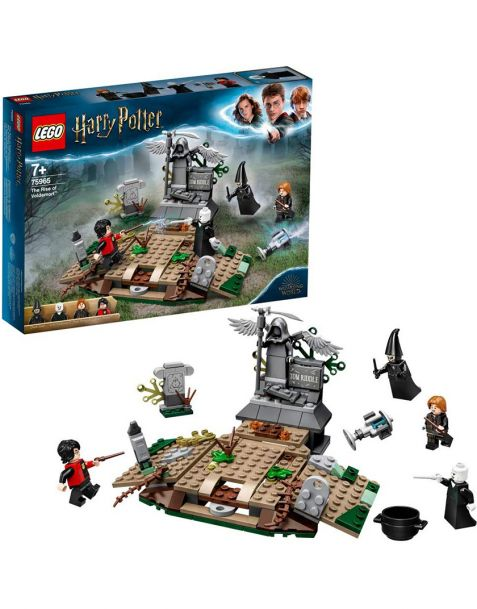 LEGO Harry Potter - L'Ascesa di Voldemort - 75965