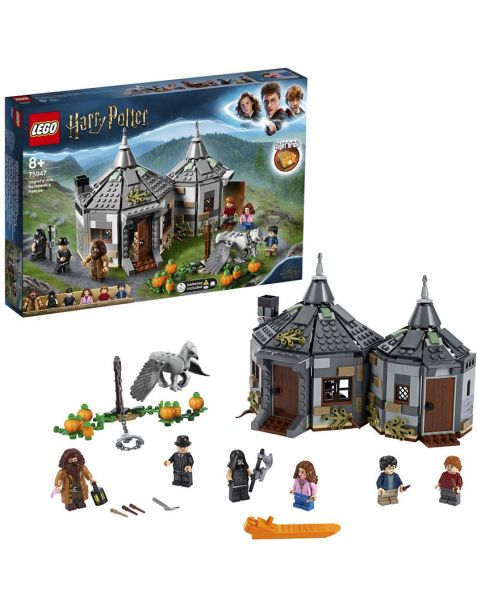 LEGO Harry Potter - La Capanna di Hagrid: il Salvataggio di Fierobecco - 75947