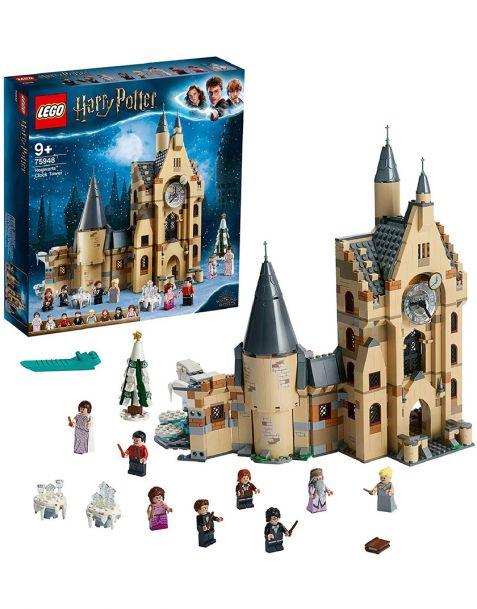 LEGO Harry Potter - La Torre dell'Orologio di Hogwarts - 75948