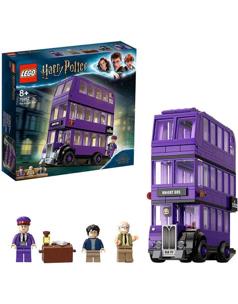 LEGO Harry Potter - Nottetempo - 75957
